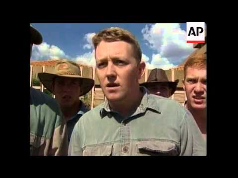 South Africa: TerreBlanche 2: Eugene TerreBlanche begins prison sentence