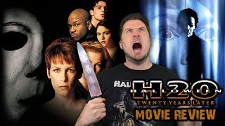 Halloween: H20 (1998) - Movie Review