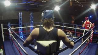 Ultra White Collar Boxing Lincoln | Fight 14