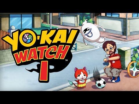 Let's Play Yo-Kai Watch [Blind / German] - #1 - Hallo, mein Name ist Whisper!