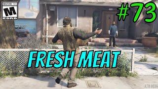 Grand Theft Auto 5 Gameplay Walkthrough Part 73 - Fresh Meat