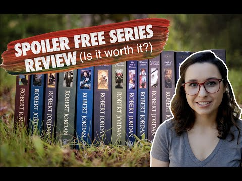 The Wheel of Time Spoiler Free Series Review