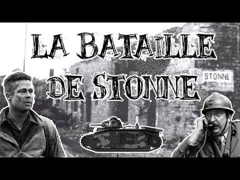 The Small Theater of Operations - The Battle of Stonne