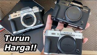 Fujifilm X-T30 di Tahun 2021