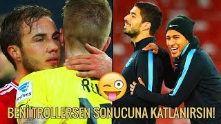 What Happens If Footballers Joking? Fights - Funny Moments | HD!