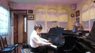 Ryan Wang plays Tcherepnin Bagatelles, Op  5 No 10