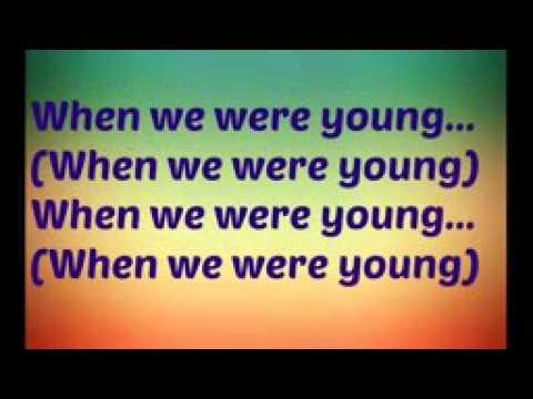 adele---when-we-were-young-(lirik)