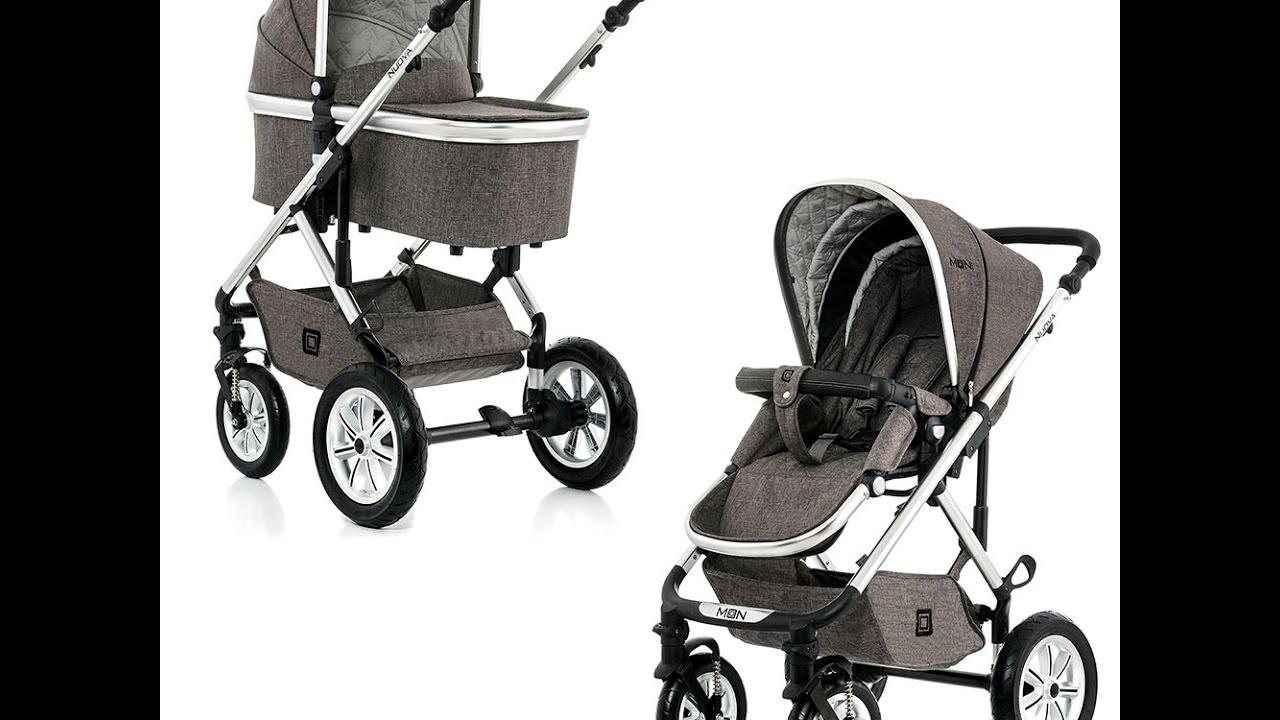 Прогулочная коляска Cam Dinamico 4S (Кам Динамико 4С) - YouTube