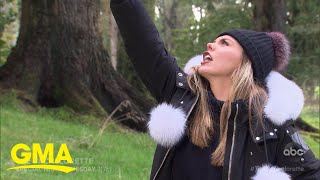 Hannah takes her search for love to Scotland on 'The Bachelorette' | GMA