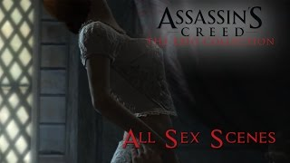 Assassin's Creed The Ezio Collection: All Sex Scenes