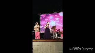 96 All songs | Kaathale performance by Chinmayi