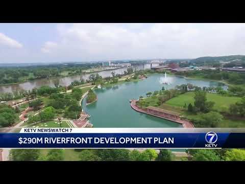 $290M riverfront development plan