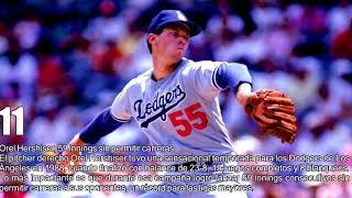 Los 20 Record Mas Dificiles De Romper De La MLB