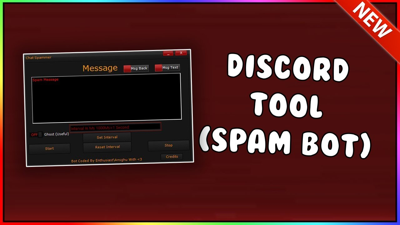 NEW* Discord Tool | Spam Bot! | Spam Dms and More [FREE
