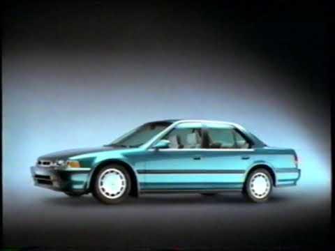 "1992 Honda Accord ""Souther California Honda Dealers"" TV Commercial"