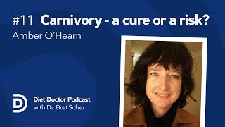 Diet Doctor Podcast #11 —  Amber O'Hearn