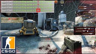 Prøver nyt RUM map i CS:GO