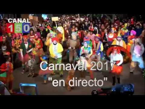 Carnaval 2017 de Santa Coloma de Gramenet en directo