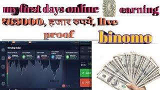 Binomo.hindi & online best side 2019 = how to Binomo = Binomo.com & Binomo first days running