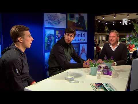 Tennis Plaza aflevering 3: Federer en stuntende Griekspoor