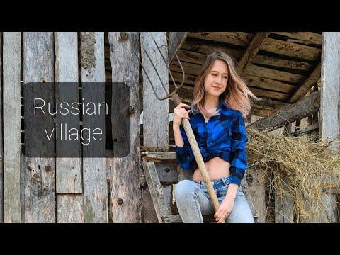 RUSSIAN FAR EASTERN VILLAGE / vlog