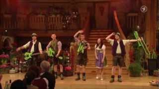 Die Draufgänger - Heit Nocht gibt`s a Gaudi - Musikantenstadl - 10.11.2012