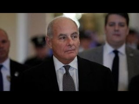Kelly takes the lead in immigration talks to find a deal