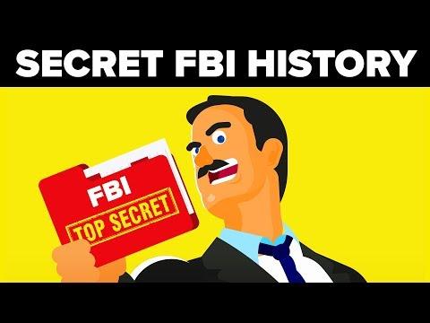 The Shady Secret History of the FBI