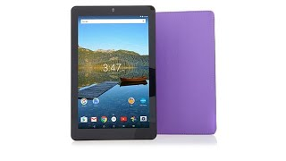 "RCA 10.1"" HD IPS QuadCore 16GB Android Tablet w/Case"