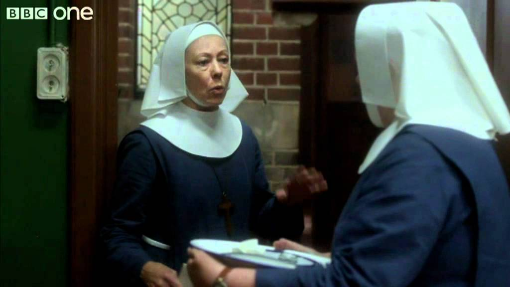 Download Chummy Arrives at Nonnatus House - Call The Midwife - Series 1 Episode 2 - BBC One