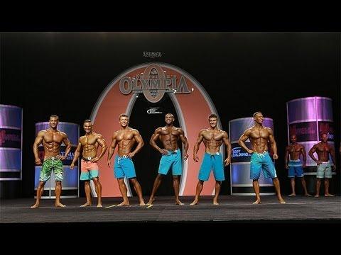 Mr Olympia: Men's Physique Showdown 2013 ft. Jeff Seid, Steve Cook, Sadik Hadzovic, Matt Christianer