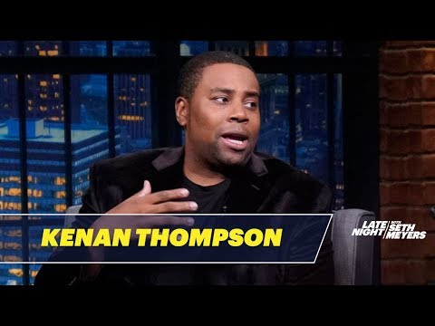 Kenan Thompson Shows Off His Neil deGrasse Tyson Impression