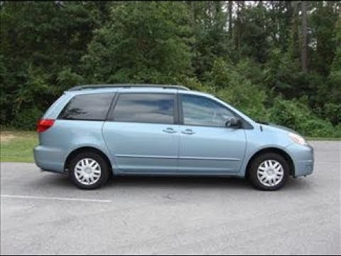 how to change spark plugs on a toyota sienna van 2005. Black Bedroom Furniture Sets. Home Design Ideas