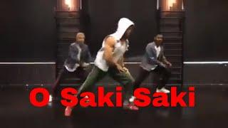 O Saki Saki  | Sir Tiger shroff  dance  performance | Musafir Movie Song | Sanjay dutt