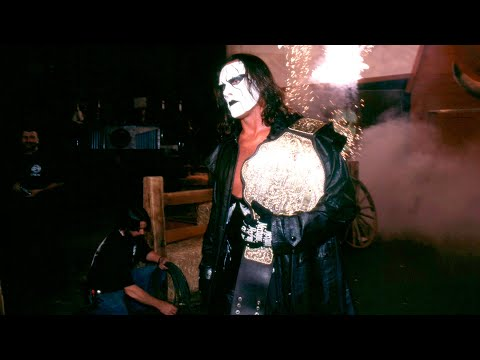 Sting's World Championship Victories: WWE Milestones