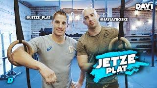 ''DE STERKSTE TOT NU TOE'' Trainen met Jetze Plat || #DAY1 Afl. #36