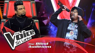 Hirran Omkaar - Opera no.2 | Blind Auditions | The Voice Sri Lanka Thumbnail
