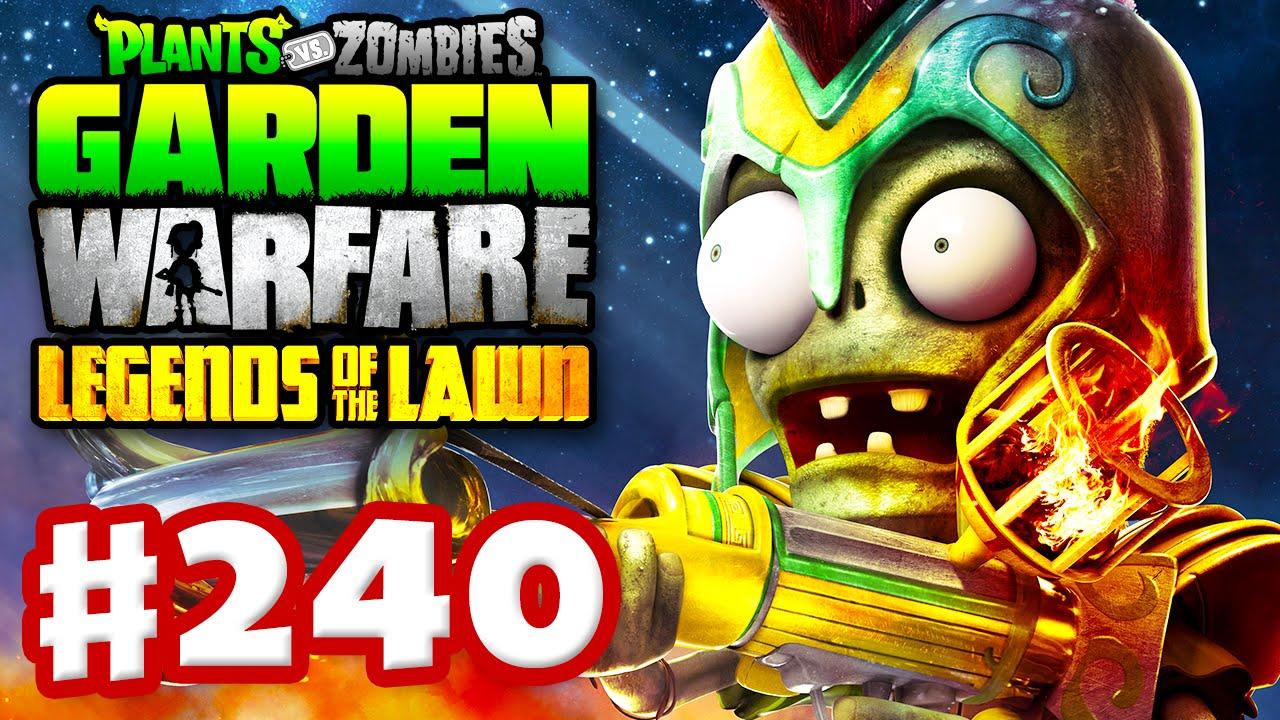 Plants Vs Zombies Garden Warfare Gameplay Walkthrough Part 240 Centurion Legends Of The