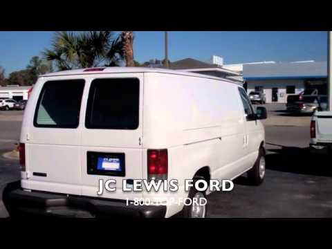Jc Lewis Ford >> 2007 Ford E-150 Econoline Cargo Van from JC Lewis Ford in Savannah, GA - YouTube