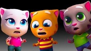 ТОМ ЗА ЗОЛОТОМ и друзья Моя Говорящая Анджела игровой мультфильм Детский канал
