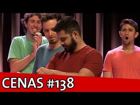 IMPROVÁVEL - CENAS IMPROVÁVEIS #138