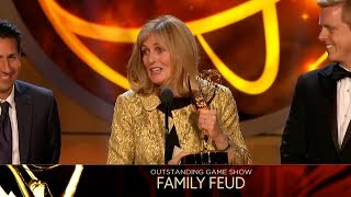 Daytime Emmy Award WIN!!!   Family Feud