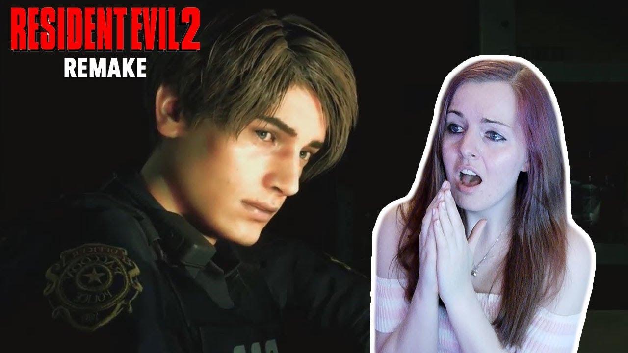OMG I'M CRYING! | Resident Evil 2 Remake Trailer Reaction!!