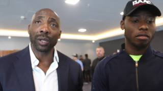 'THIS WILL BE A MAD FIGHT' - JOHNNY NELSON LOOKS AHEAD TO A POTENTIAL FIGHT w/ CHAMBERLAIN & OKOLIE