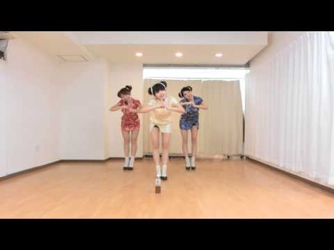 ORANGE CARAMEL Shanghai Romance dance cover by 4line