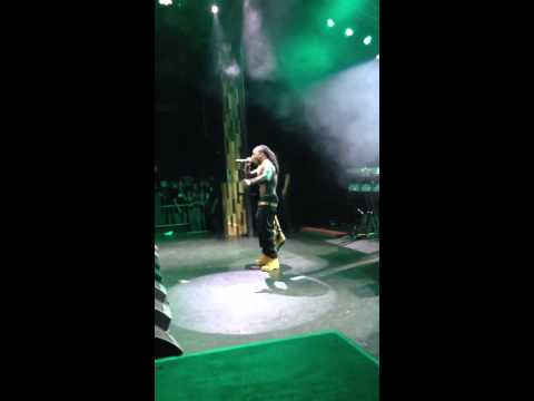 Ace Hood Live Performance at Meek Mill Dreams Come True Tour