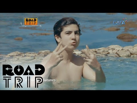 Road Trip: The Legaspis swim in the Fountain of Youth