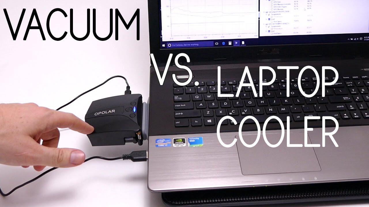 Opolar Lc05 Vacuum Fan Vs  Laptop Cooler Review