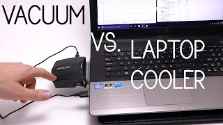 Opolar LC05 Vacuum Fan VS. Laptop Cooler Review