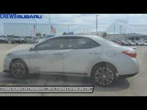 2016 Toyota Corolla Charleston SC, Ladson SC, Hanahan SC, Summerville SC  303952A